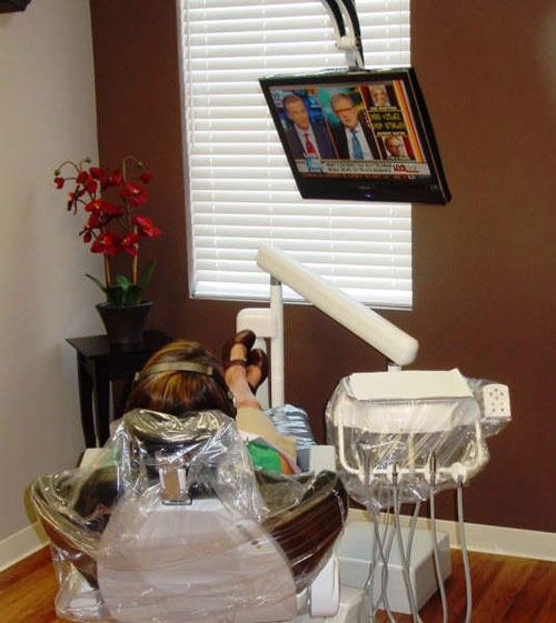Oakstead Family Dentistry Operatory